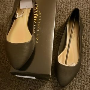 Christian Siriano Shoes - Black flats